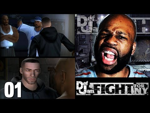 Def Jam: Fight For Ny Gameplay Walkthrough Part 1 - (let's Play - Walkthrough) video
