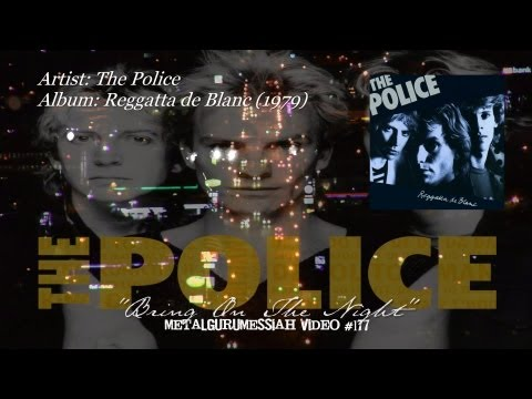 Bring On The Night - The Police (1979) HQ Audio/HD Video