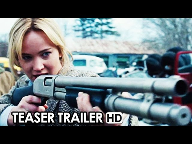 JOY starring Jennifer Lawrence & Bradley Cooper Official Teaser Trailer (2015) HD