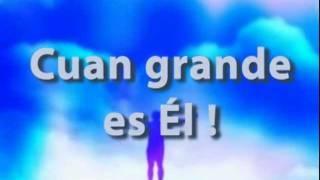 Cuan Grande Es El (Pista) (Letra) - Crystal Lewis