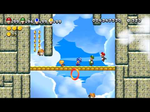 New Super Mario Bros. U - Episode 18