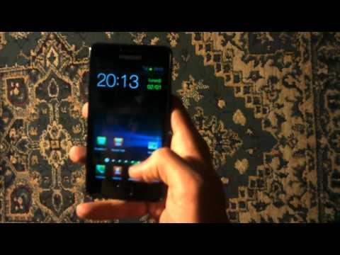 Samsung Galaxy S2 con Android 4.0.3 ICS ita