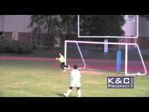 Sean Charters Soccer Highlight Video - Goalkeeper - Greenport High School (NY) 2012