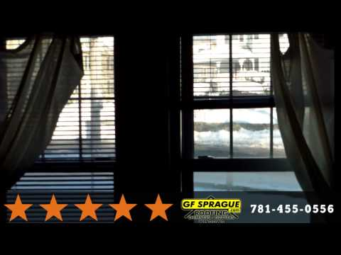 Waltham Ma -  Replacement Windows  - Vinyl Replacement Windows -  Best  - GF Sprague -  Reviews