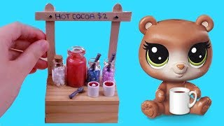 Miss artie craftie viyoutube diy miniature dollhouse hot cocoa stand how to make lps crafts plus tacklife screwdriver review ccuart Choice Image