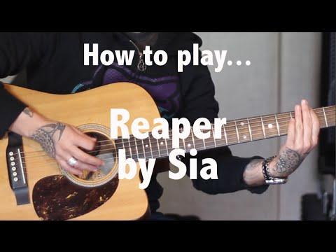 Sia - Reaper Chords