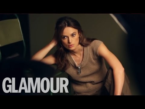Keira Knightley plays 'Would You Rather?' November 2014 | Glamour UK