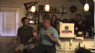 Warchant Man Cave Show - Making fun of Clemson