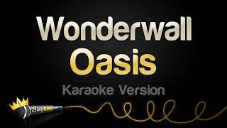 Download Lagu Oasis - Wonderwall (Karaoke Version) Gratis STAFABAND