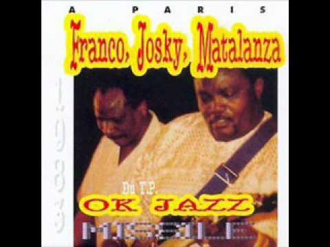 Franco Luambo Makiadi- Adieu Je M'en Vais