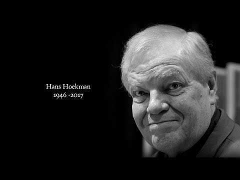 In Memoriam - Acteur Hans Hoekman (1946-2017)