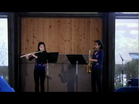 Areon Flutes Education! Areon Chamber Music Institute Performs Morrison and Arma
