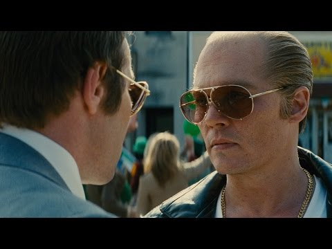Black Mass - Official Main Trailer [HD]