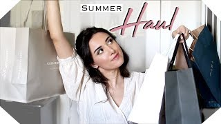 HUGE SPRING/SUMMER TRY-ON HAUL 2018 | KIMISCLOSET