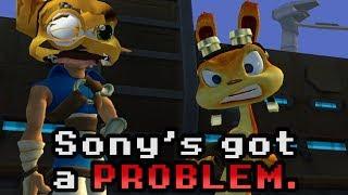 Sony's Got A Problem