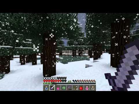 Мод MineZ для Minecraft, 7 серия: Крепость в лесу [1080p HD]