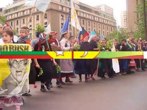 Fuerza Mapuche!!!