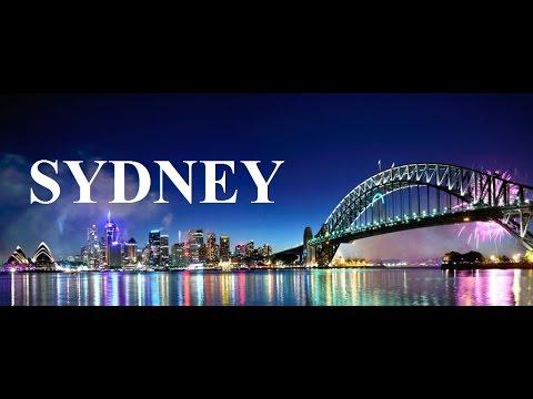 Sydney Australia (Part 1)