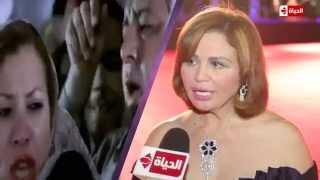برنامج عين - الهام شاهين من مهرجان القاهرة السينمائى : فيلم