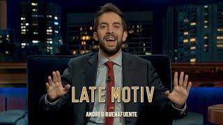 "LATE MOTIV - David Broncano. ""Emergencia familiar""    #LateMotiv308"