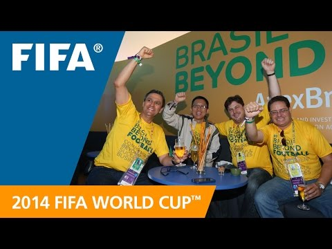 Apex-Brasil at the 2014 FIFA World Cup™