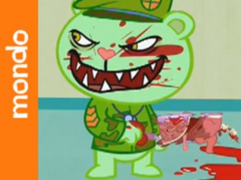 Happy Tree Friends - Lesser Of Two Evils video