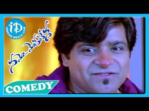Brahmanandam Venkatesh Ali Venkatesh Comedy Scene - Namo Venkatesa...