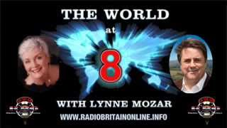 World at 8 Friday 10 October 2014 Special Edition with Nick Griffin