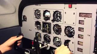 Frasca Bell 407 Level 7 FTD Flight Simulator