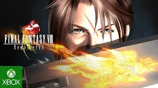 FINAL FANTASY VIII Remastered – Official E3 Announcement 2019 Trailer