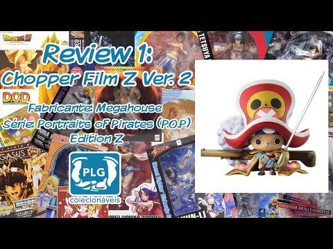 Plg Colecion Veis Review 1 Chopper Film Z Megahouse Pop
