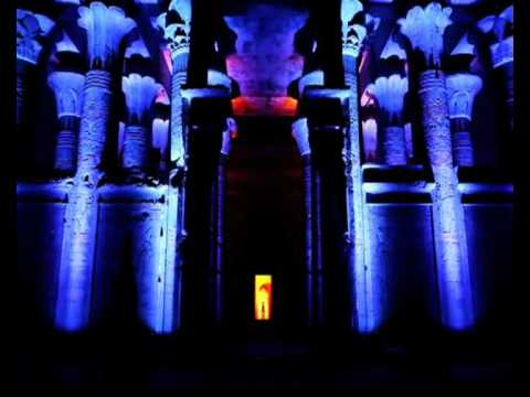 Sound and Light Horus Temple Edfu