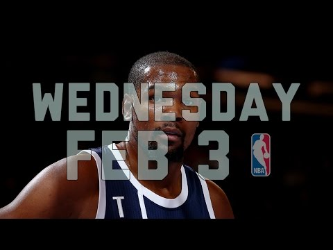 NBA Daily Show: Feb. 3 - The Starters