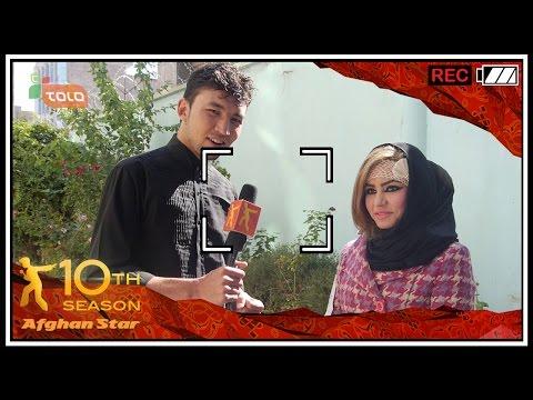 Afghan Star Season 10 - Behind the Scenes - Episode 4 / پشت صحنه های  فصل دهم ستاره افغان - قسمت ۴