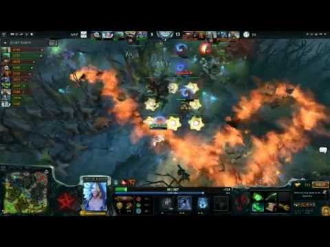 iG vs MVP Phoenix DreamLeague Asia Game 2