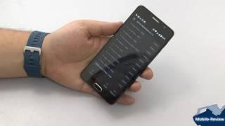 Обзор смартфона Alcatel POP 4S