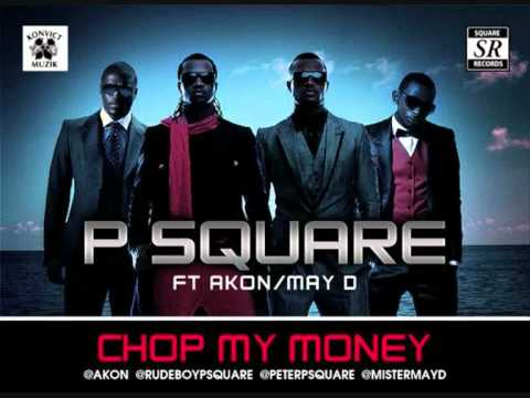 P Square Feat. Akon - Chop My Money (dj Styx Electro Edit) video