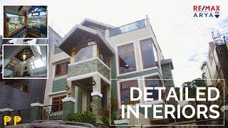 Property Tour # 4: Elegant House in Baguio City
