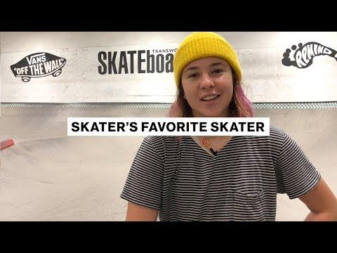 Skater's Favorite Skater: Jordyn Barratt