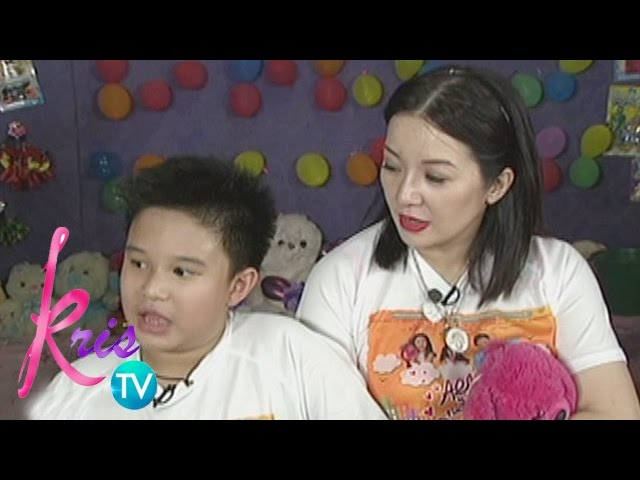 Kris TV: Best thing that happened for Kris & Bimby this 2015