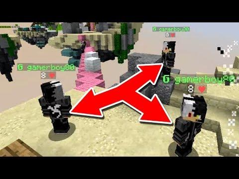 ОЧЕНЬ СТРАННЫЙ ЗЕЛЁНЫЙ ИГРОК - Minecraft Bed Wars