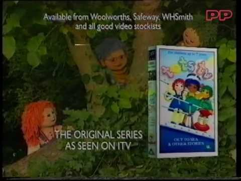 Advert - Tots TV (Out To Sea) Video - 1996