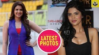 Jaggu Dada Movie Actress   Deeksha Seth Latest Photos - Latest Video