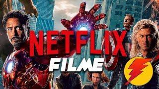 Die 10 BESTEN Filme auf NETFLIX (2019)