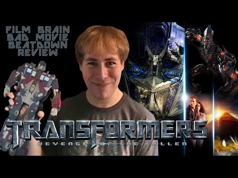 Bad Movie Beatdown: Transformers - Revenge Of The Fallen  (REVIEW)