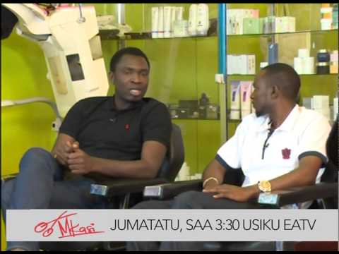 Mkasi Promo With MP Kigwangalla