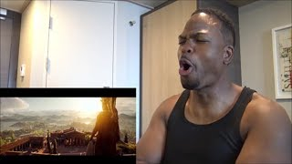 Assassin's Creed Odyssey: E3 2018 Official World Premiere Trailer - REACTION!!!