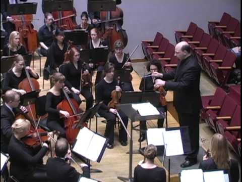 Elgar- Symphony no. 1, Kenneth Woods- conductor