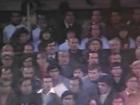 Кубок Кубков 1981-1982гг.   Динамо Тбилиси - Бастия   ответный матч