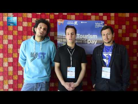 Co-founders of LEAP think Lisbon Challenge was better than expected | LC Tourism Day